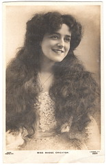 Miss Madge Crichton Prior to 1905. And 'Bambi'.