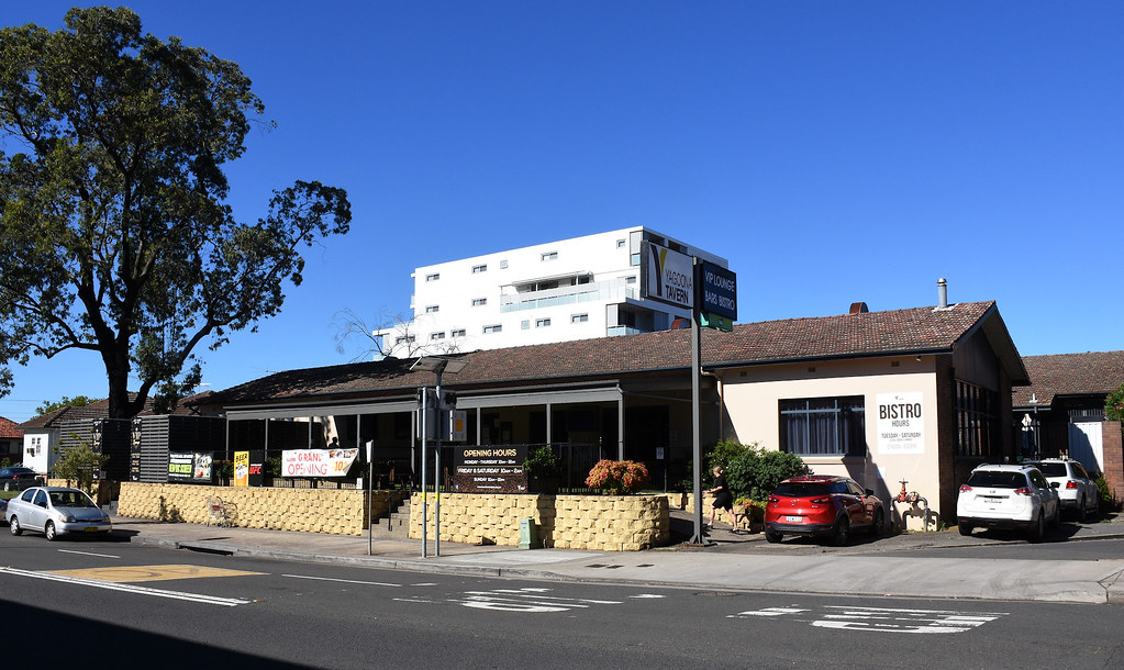 Yagoona Tavern, Yagoona, Sydney, NSW.