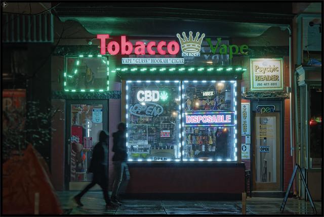 41/365: Tobacco King