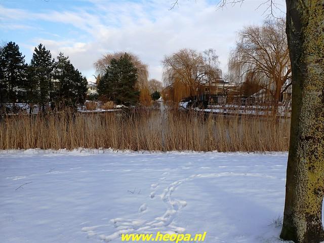 2021-02-10    Winter in          Almere-stad       20 Km (84)