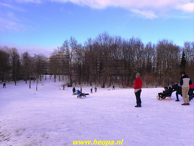2021-02-10    Winter in          Almere-stad       20 Km (67)
