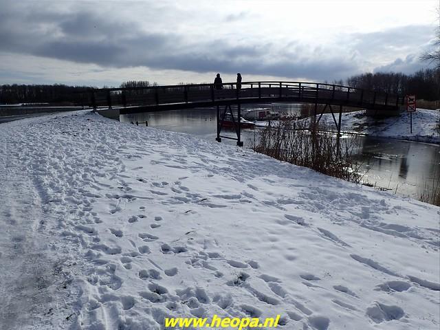 2021-02-10    Winter in          Almere-stad       20 Km (43)