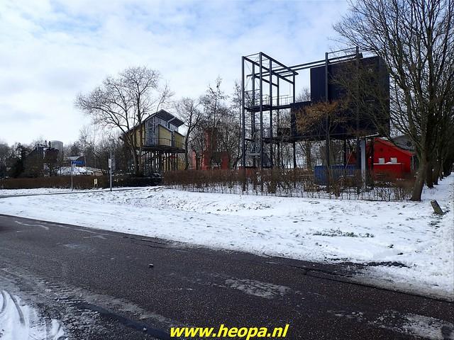 2021-02-10    Winter in          Almere-stad       20 Km (39)