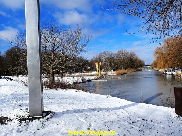 2021-02-10    Winter in          Almere-stad       20 Km (19)