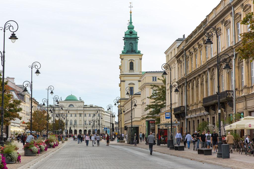 Poland. Warsaw