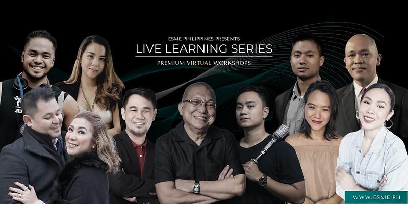 Esme Live Learning Series LPMain