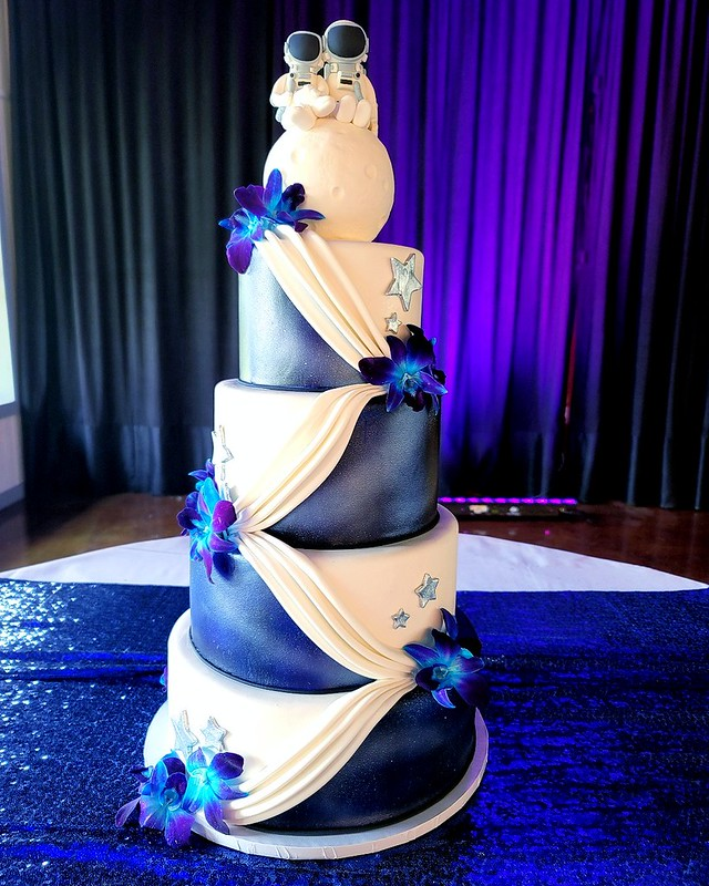 Cake by Sugar Shaker Bakery