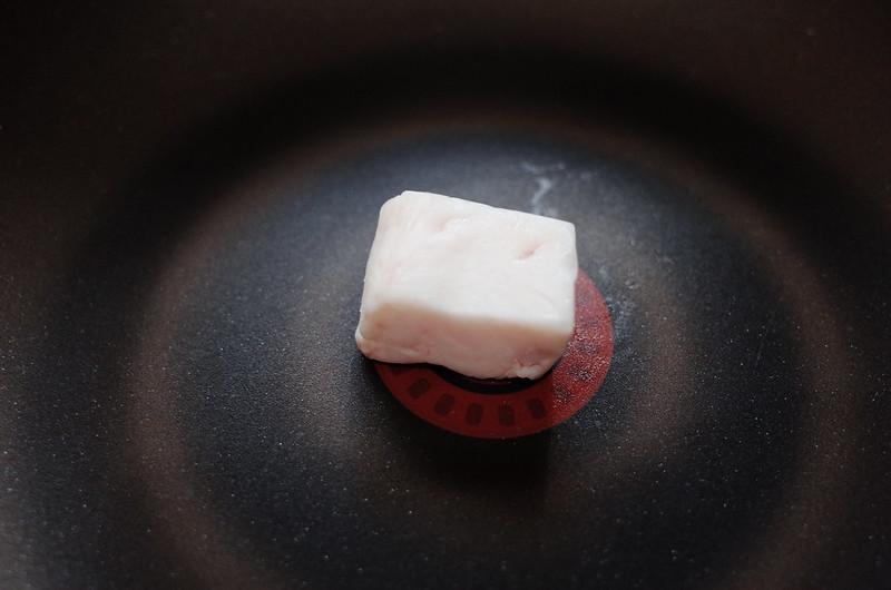 すき焼きの牛脂