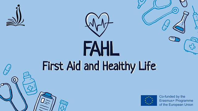 Erasmus+ (FAHL): Empezamos!