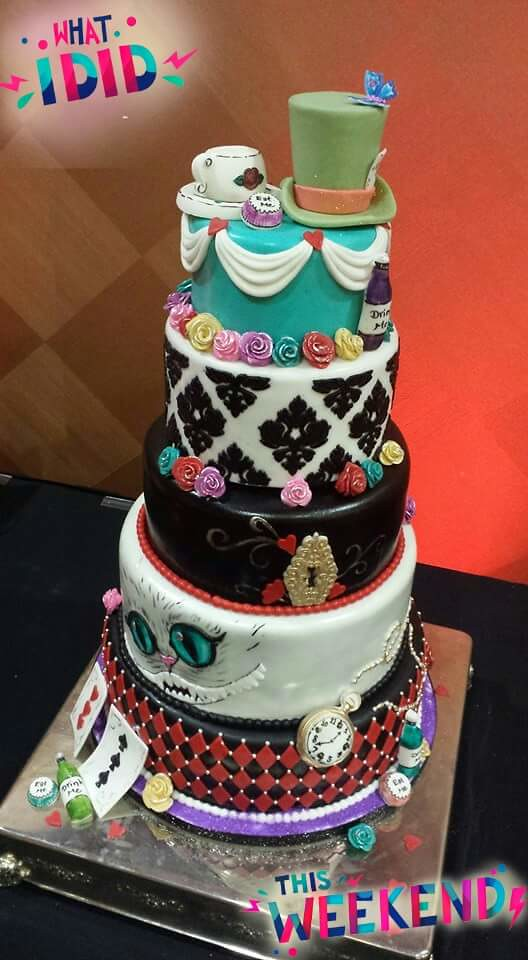 Cake by CakeMagick