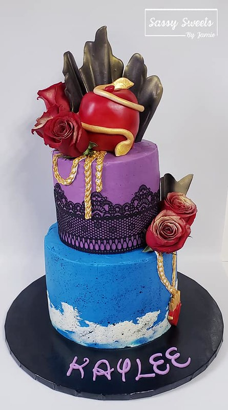 Cake from Sassy Sweets By Jamie
