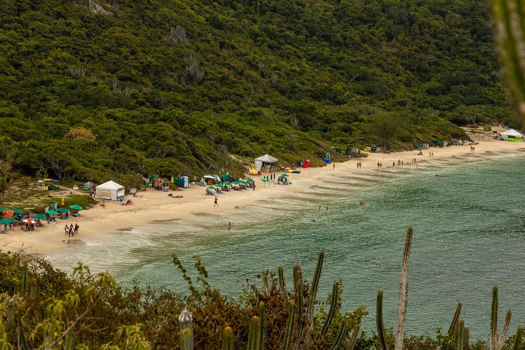 Praia do Forno, Arraial do Cabo, RJ
