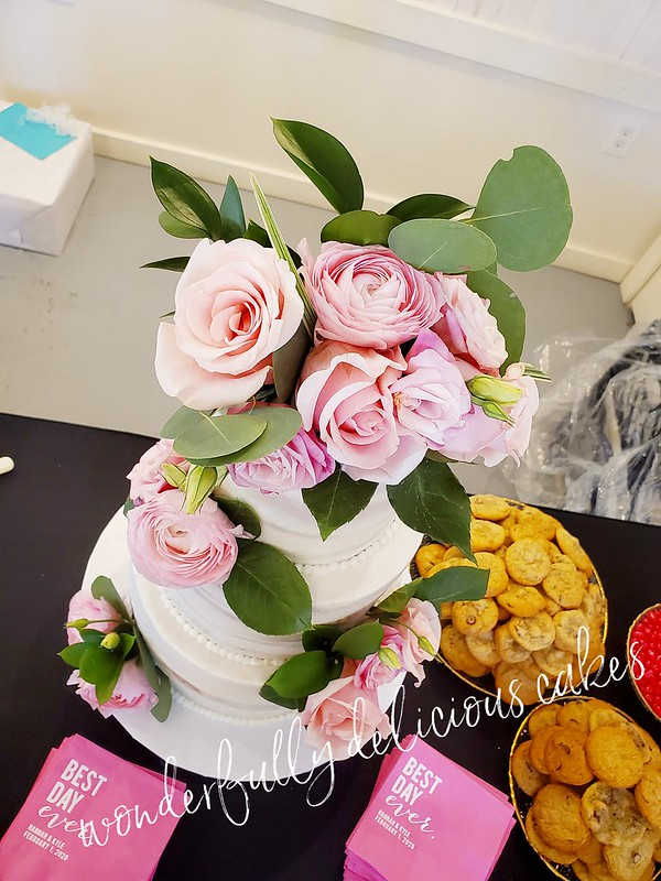 Cake by Wonderfully Delicious Cakes