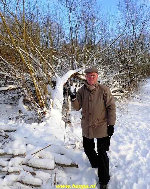 2021-02-10    Winter in          Almere-stad       20 Km (82)