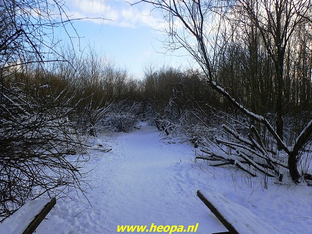 2021-02-10    Winter in          Almere-stad       20 Km (73)