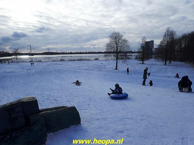 2021-02-10    Winter in          Almere-stad       20 Km (69)