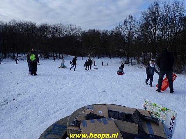2021-02-10    Winter in          Almere-stad       20 Km (65)