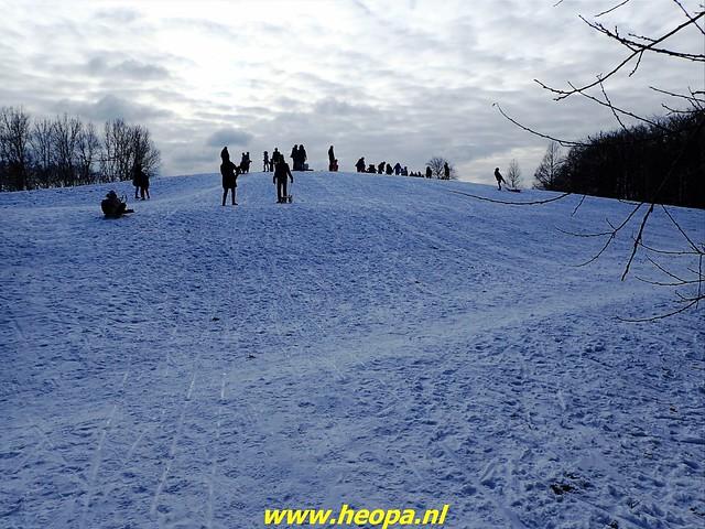 2021-02-10    Winter in          Almere-stad       20 Km (64)