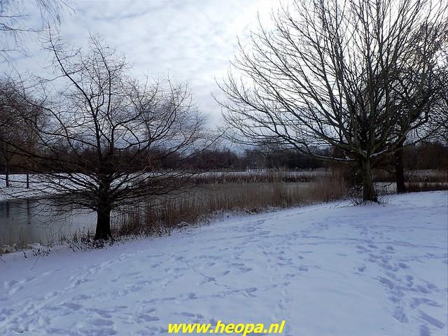 2021-02-10    Winter in          Almere-stad       20 Km (59)