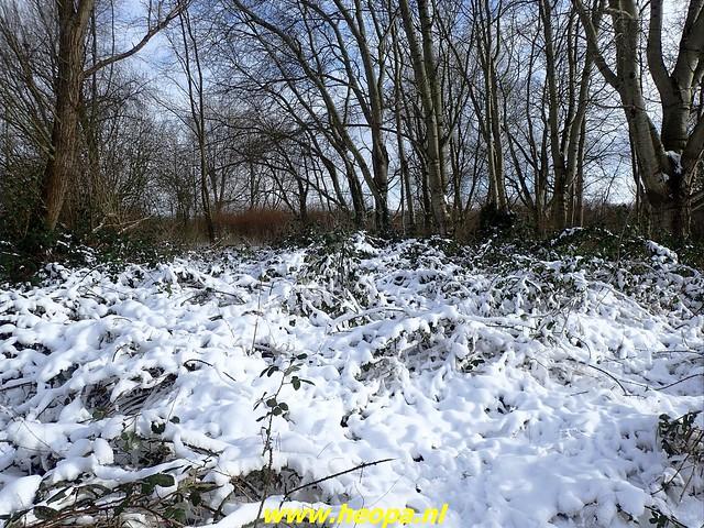 2021-02-10    Winter in          Almere-stad       20 Km (47)