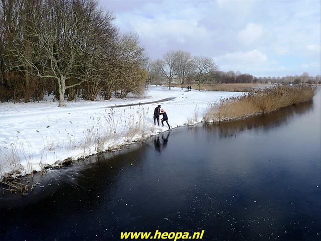2021-02-10    Winter in          Almere-stad       20 Km (45)