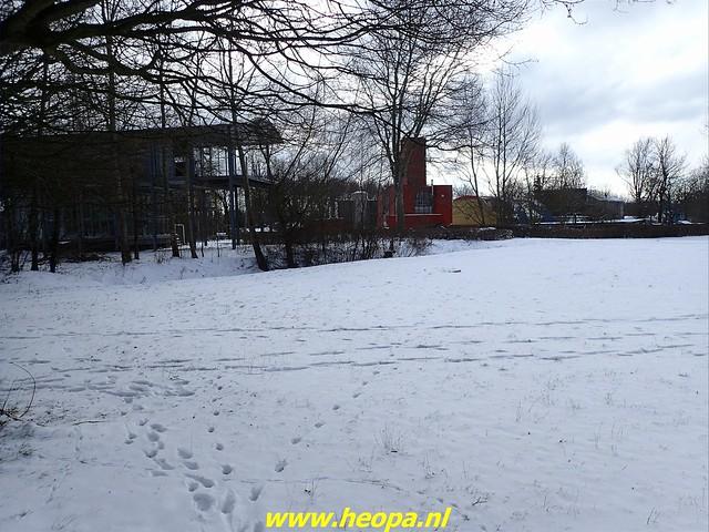 2021-02-10    Winter in          Almere-stad       20 Km (37)