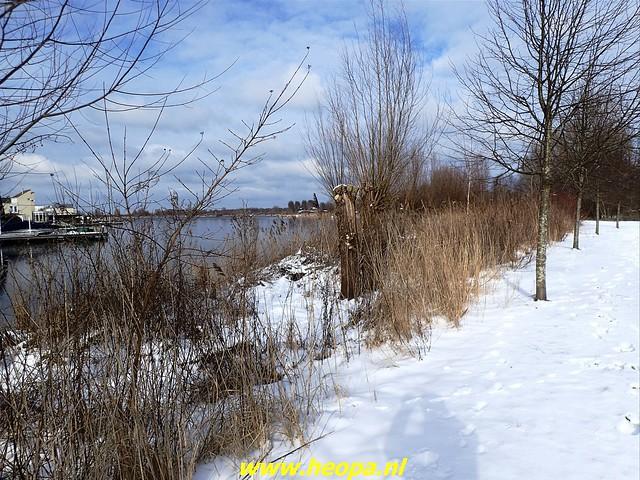 2021-02-10    Winter in          Almere-stad       20 Km (31)