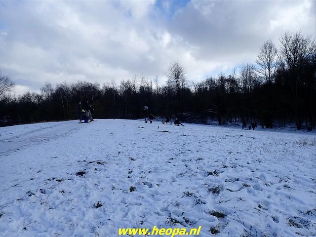 2021-02-10    Winter in          Almere-stad       20 Km (27)