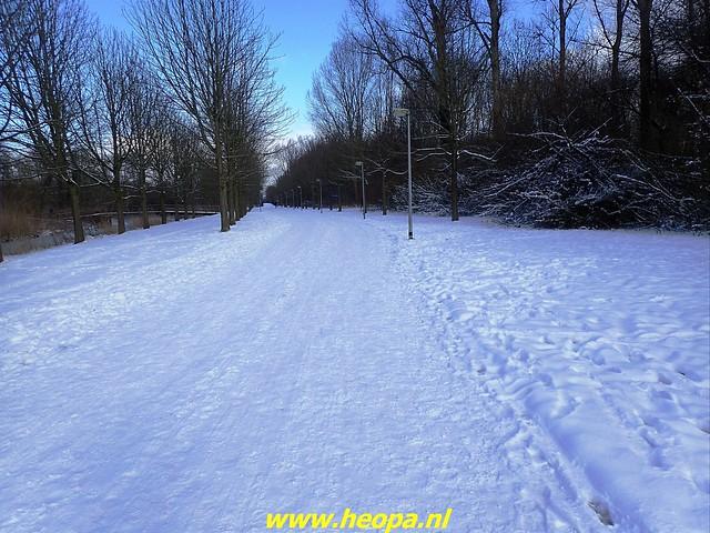 2021-02-10    Winter in          Almere-stad       20 Km (20)