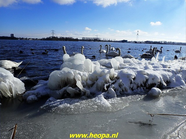 2021-02-10    Winter in          Almere-stad       20 Km (18)