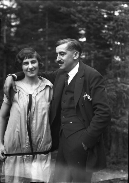 Monsieur et Madame McLean, Shelter Bay