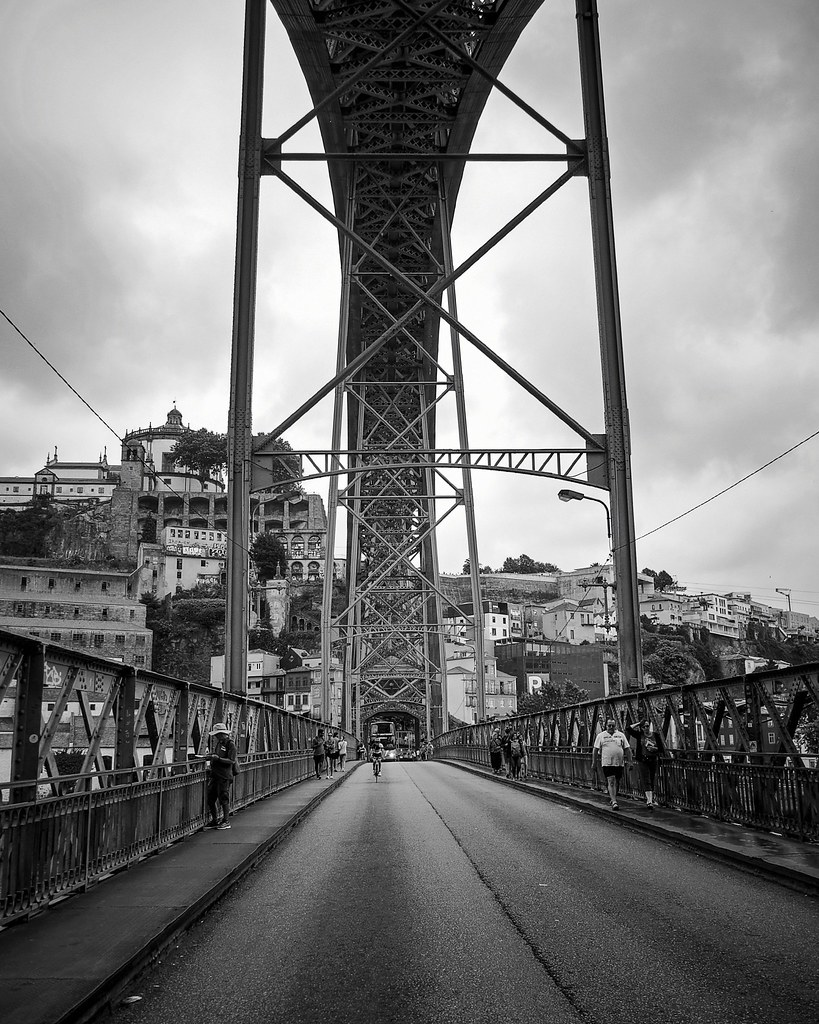 Porto, la ville-colline.