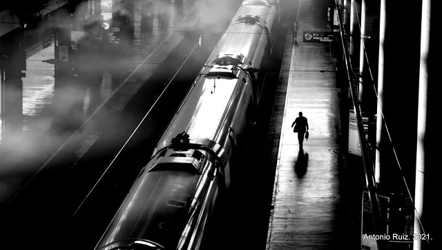 Madrid. The Last Station.