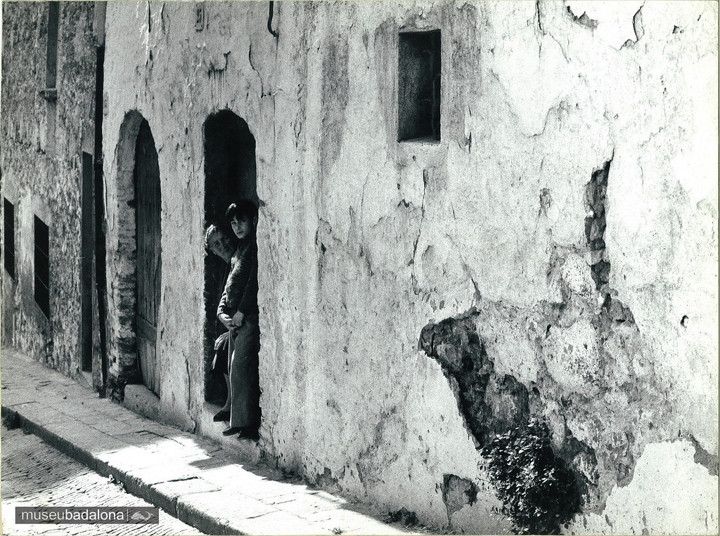 Secció Fotogràfica del Museu de Badalona. Lectures fotogràfiques de cinquanta anys enrere