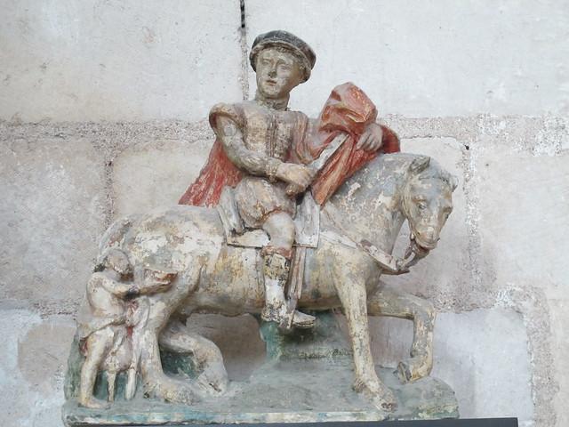 Quoi et où??? Saint-Martin (fin XVIe), abbaye Saint-Germain, Auxerre (89)