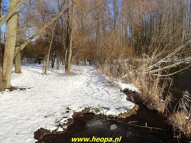 2021-02-10    Winter in          Almere-stad       20 Km (77)