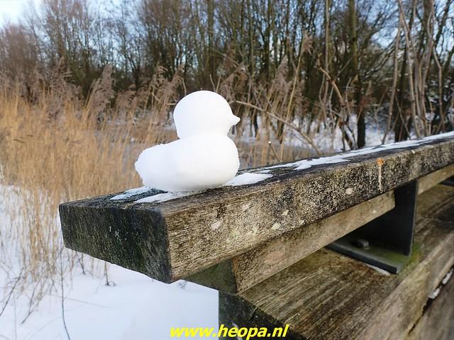 2021-02-10    Winter in          Almere-stad       20 Km (72)