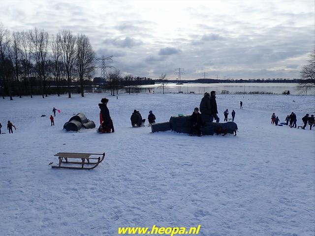 2021-02-10    Winter in          Almere-stad       20 Km (66)