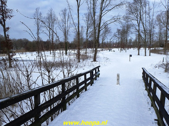 2021-02-10    Winter in          Almere-stad       20 Km (51)