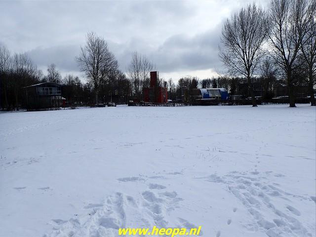 2021-02-10    Winter in          Almere-stad       20 Km (36)
