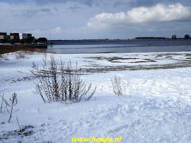2021-02-10    Winter in          Almere-stad       20 Km (33)