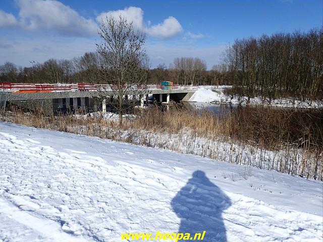 2021-02-10    Winter in          Almere-stad       20 Km (4)