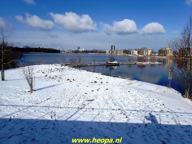2021-02-10    Winter in          Almere-stad       20 Km (3)