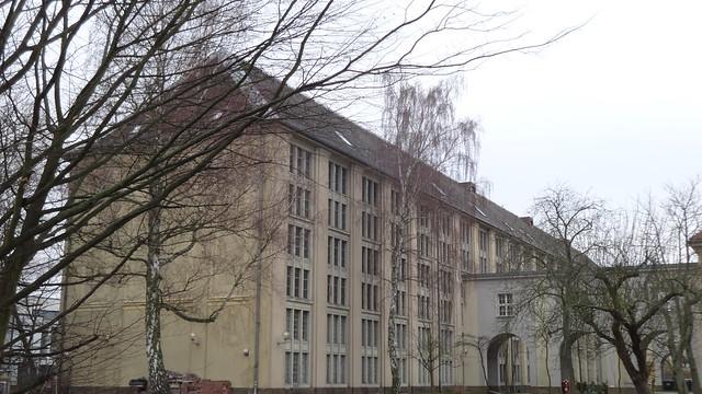 1915/23 Berlin Magazingebäude Geheimes Preußisches Staatsarchiv von Oberbaurat Eduard Fürstenau Archivstraße/Im Winkel 8 in 14195 Dahlem