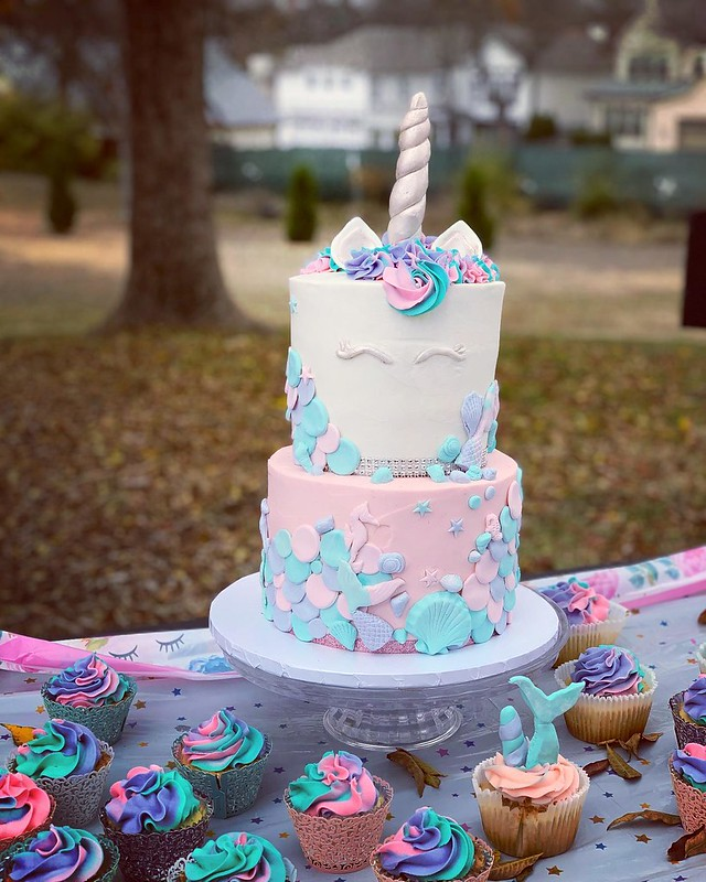 Cake by Southern Gal Creations
