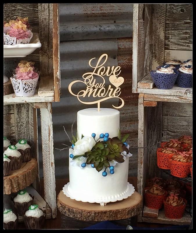 Cake by Sugar and Bake
