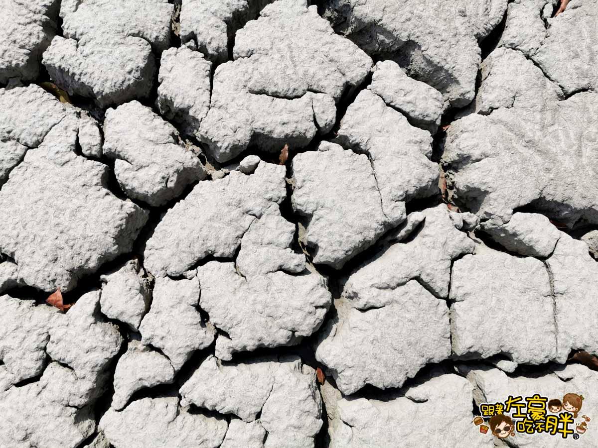烏山頂泥火山地景自然保留區 高雄景點 -19