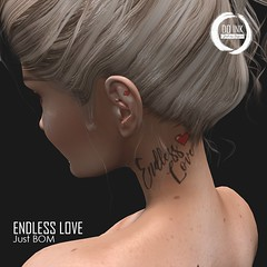 DO INK  ENDLESS LOVE  GIFT VALENTINE'S DAY