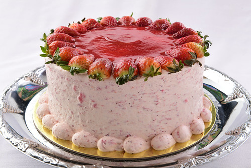 Strawberry Shortcake | by annalyn