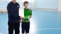 Первенство города Кирсанова по мини-футболу